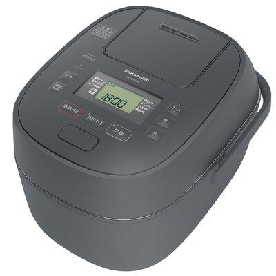 可変圧力IHジャー炊飯器 1.0L (グレー) SR-MPB100-H
