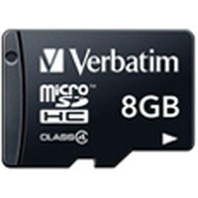 microSDHCカード 8GB Class4 (SDアダプター無し) MHCN8GYVZ1