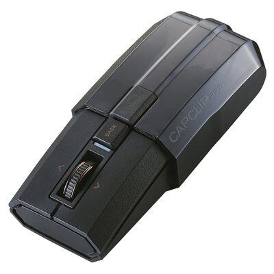 Ultimate Blueマウス/CAPCLIP PRO/Bluetooth5.0対応/4ボタン/ブラック M-CCP1BBBK