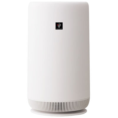 プラズマクラスター7000発生機能搭載空気清浄機 コンパクトモデル ホワイト系 FU-NC01-W