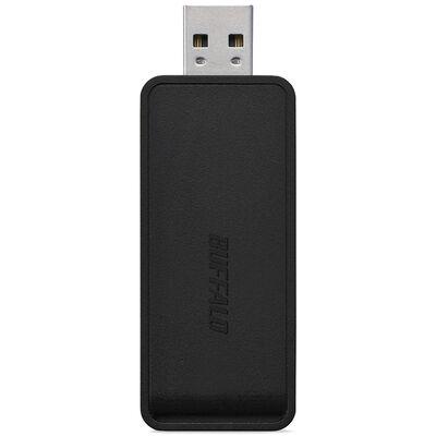 エアステーション 11ac/n/a/g/b 866Mbps USB3.0用 無線LAN子機 WI-U3-866DS