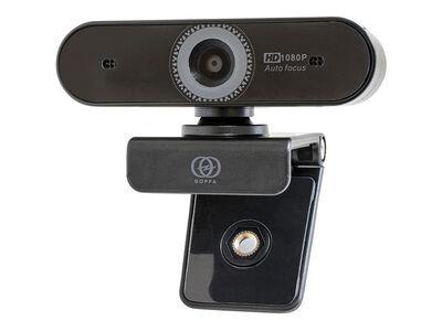 フルHD対応オートフォーカス200万画素WEBカメラ GP-UCAM2FA