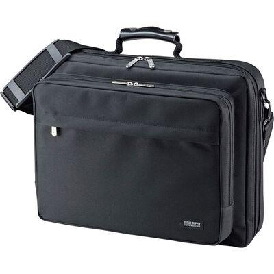 PCキャリングバッグ(15.6インチワイド・シングル・ブラック) BAG-U54BK2