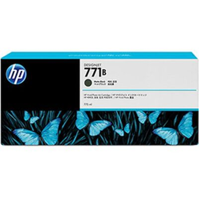 HP771B インクカートリッジ マットブラック B6X99A