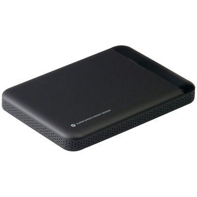 外付けSSD/USB3.2 Gen1/ハードウェア暗号化/管理者ソフト対応/1年保証/960GB ESD-PL0960GM