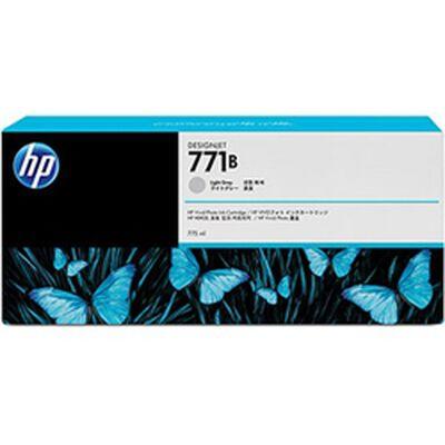 HP771B インクカートリッジ ライトグレー B6Y06A