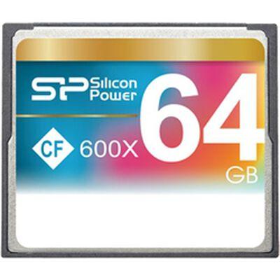 コンパクトフラッシュ 600倍速 64GB 永久保証 SP064GBCFC600V10