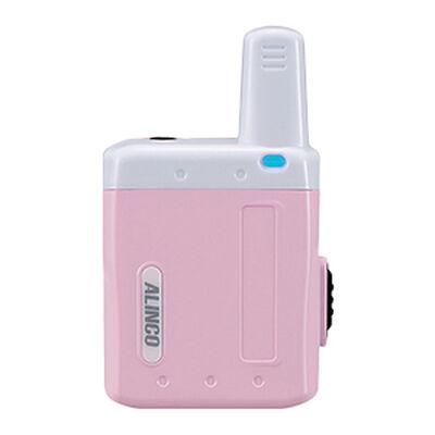 超小型 特定小電力トランシーバー ラペルトーク ピンク DJ-PX7P