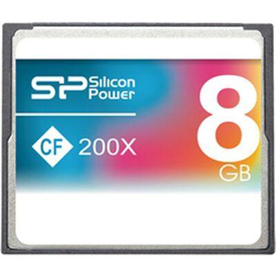 コンパクトフラッシュ 200倍速 8GB 永久保証 SP008GBCFC200V10