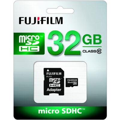 microSDHCカード Class10 32GB MCSDHC-032G-C10