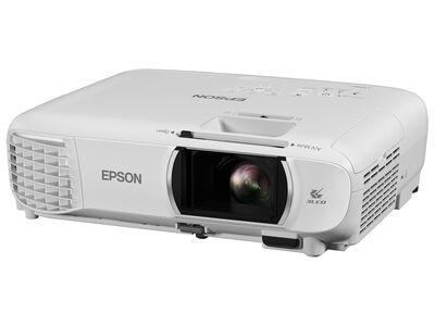 ホームプロジェクター/dreamio/3400lm/Full HD/無線LAN内蔵/80型スクリーンセット EH-TW750S