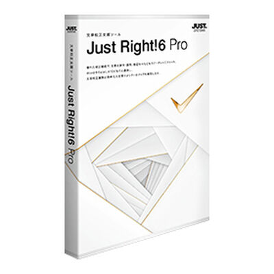 Just Right!6 Pro 通常版