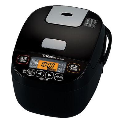 小容量マイコン炊飯ジャー ブラック NL-BV05-BA