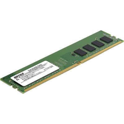 PC4-2400(DDR4-2400)対応 288Pin DDR4 SDRAM DIMM 4GB 型番:D4U2400-S4G