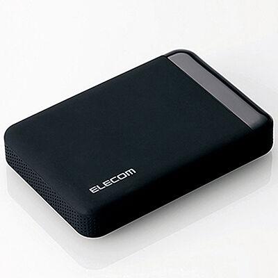ポータブルHD/USB3.0/HW暗号化/管理ソフト対応/セキュリティ機能(トレンドマイクロ3年)/3年保証/1TB ELP-S010T3