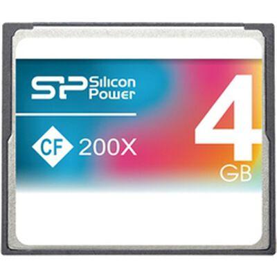 コンパクトフラッシュカード 200倍速 4GB 永久保証 SP004GBCFC200V10