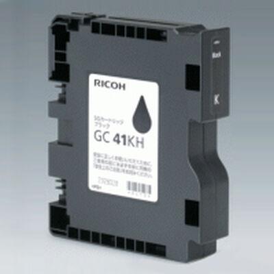 SGカートリッジ ブラック GC41KH 515825
