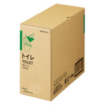 袋式トイレ(100回分) DRP-TT1