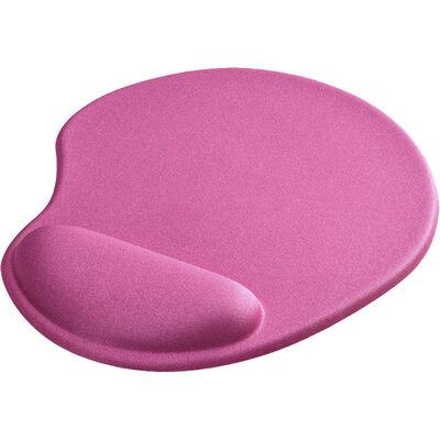 リストレスト一体型マウスパッド 低反発タイプ ピンク BSPD15PK