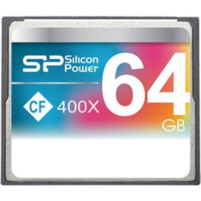 コンパクトフラッシュ 400倍速 64GB 永久保証 SP064GBCFC400V10