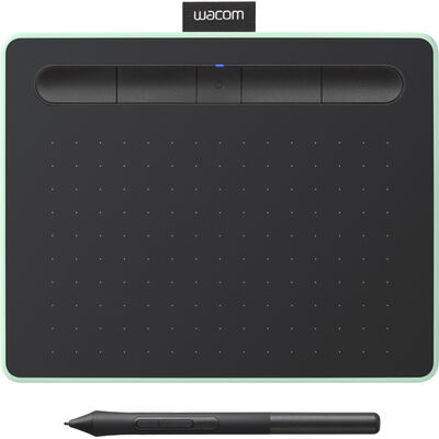 Wacom Intuos Small ワイヤレス ピスタチオグリーン CTL-4100WL/E0