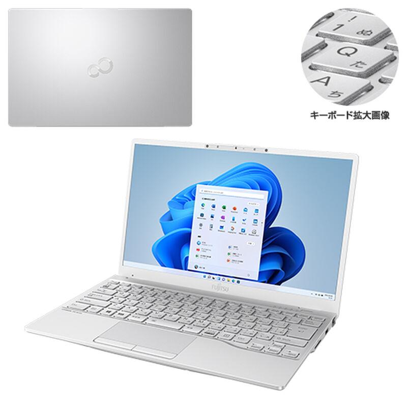 LIFEBOOK UH75/E3 KC_WUBF1_A016 Windows 10 Home・Ryzen7・SSD 256GB・Office搭載モデル