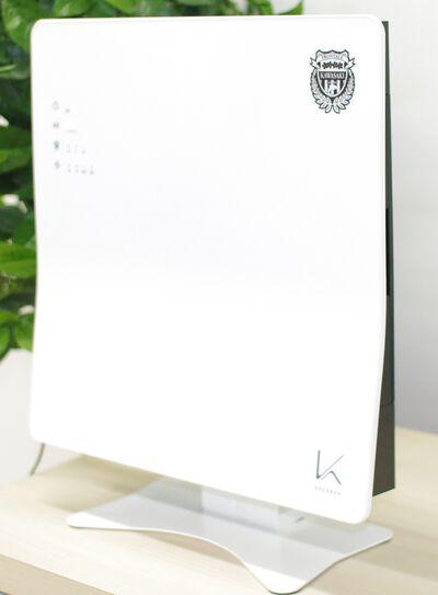 川崎フロンターレ(エンブレム)カルテック除菌・消臭器 本体・スタンド付