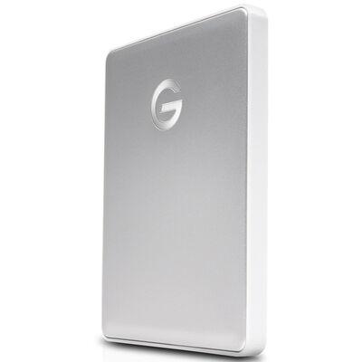 G-DRIVE mobile USB-C 1TB シルバー 0G10264