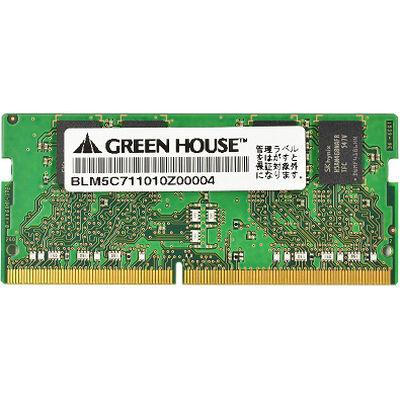 PC4-17000 DDR4 SO-DIMM 4GB 永久保証 GH-DNF2133-4GB