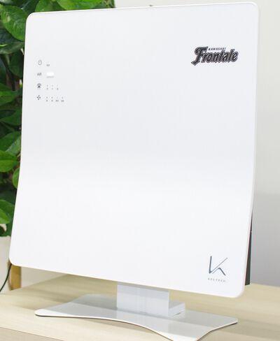 川崎フロンターレ(ロゴ)カルテック除菌・消臭器 本体・スタンド付