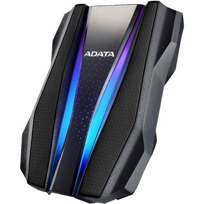 HD770Gシリーズ ポータブルHDD 1TB Black USB3.2 Gen1対応 3年保証 AHD770G-1TU32G1-CBK