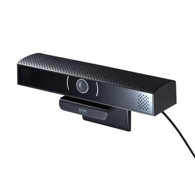 スピーカー内蔵Webカメラ CMS-V48BKN