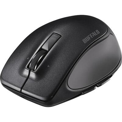 Bluetooth BlueLED プレミアムフィットマウス Sサイズ ブラック BSMBB500SBK