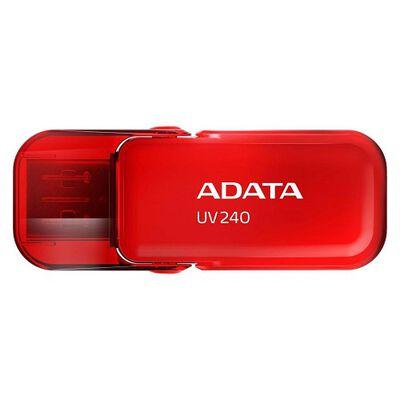 USBフラッシュメモリ UV240 レッド 16GB USB2.0対応 AUV240-16G-RRD