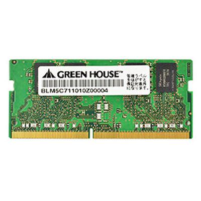 PC4-17000 DDR4 SO-DIMM 16GB 永久保証 GH-DNF2133-16GB