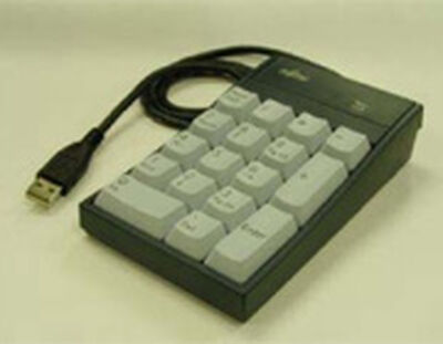 USBテンキーボード