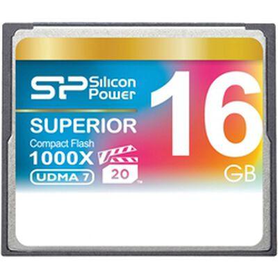コンパクトフラッシュカード 1000倍速 16GB 永久保証 SP016GBCFC1K0V10