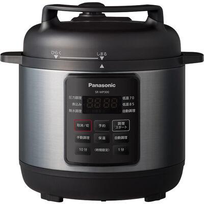 電気圧力なべ (ブラック) SR-MP300-K