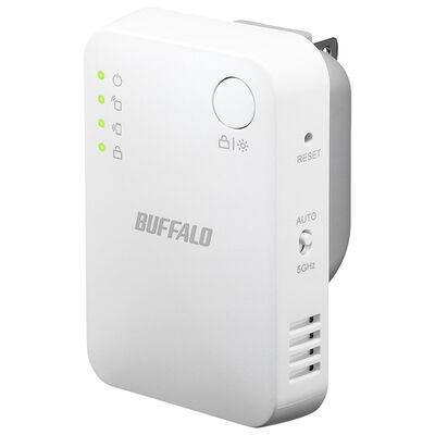 無線LAN中継機 11ac/n/g/b 866+300Mbps エアステーション ハイパワー コンパクトモデル WEX-1166DHPS