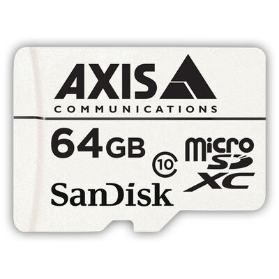 AXIS SURVEILLANCE CARD 64GB 5801-951