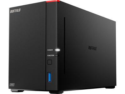 リンクステーション LS720D ネットワークHDD 2ベイ 2TB LS720D0202