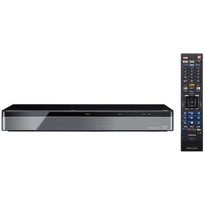 【REGZA】HDD&ブルーレイディスクレコーダー タイムシフトマシン 4TB DBR-M4010