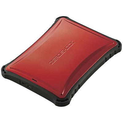 外付けSSD/ポータブル/USB3.2(Gen1)対応/ZEROSHOCK/500GB/レッド ESD-ZSA0500GRD