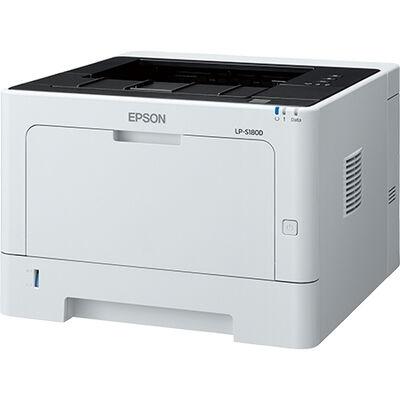 A4モノクロページプリンター/30PPM/両面印刷/USB/耐久性10万ページ LP-S180D