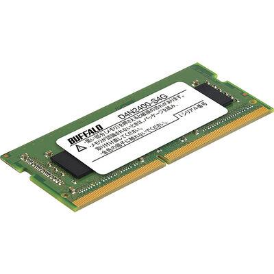 PC4-2400(DDR4-2400)DDR4 SDRAM SO-DIMM 4GB D4N2400-S4G