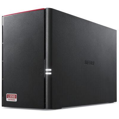 リンクステーション RAID機能搭載 ネットワークHDD 高速モデル 2TB LS520D0202G