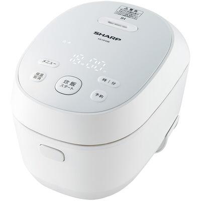 IH炊飯器 0.5~3合炊き ホワイト系 KS-HF05B-W