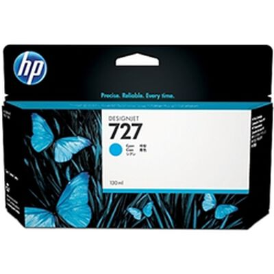 HP727インクカートリッジ シアン130ml B3P19A