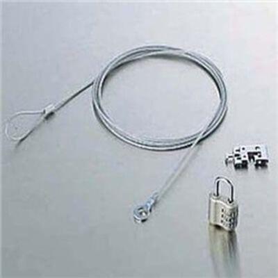 ノートパソコン&マウスセキュリティロック ESL-10