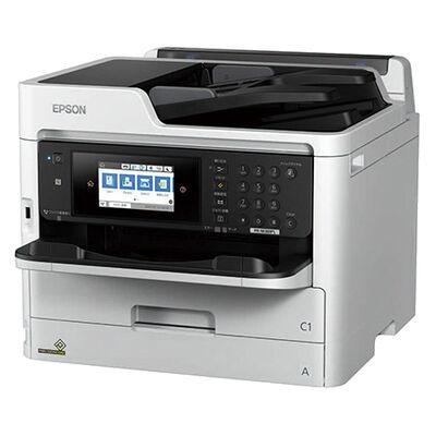A4モノクロビジネスインクジェット複合機/大容量インク&低印刷コスト/約34PPM/4.3型タッチパネル/耐久15万ページ PX-M381FL